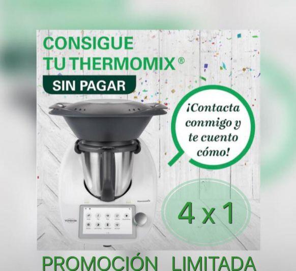 Promoción limitada 4x1