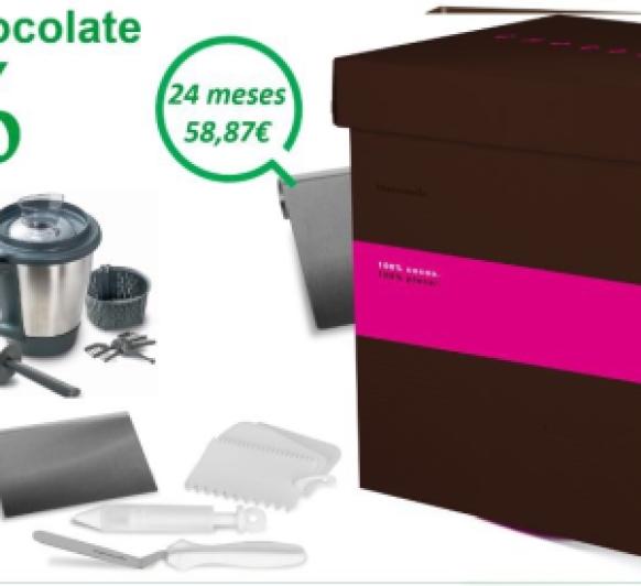 ¡ Nueva Edición Chocolate, con financiación al 0%... SIN INTERESES !