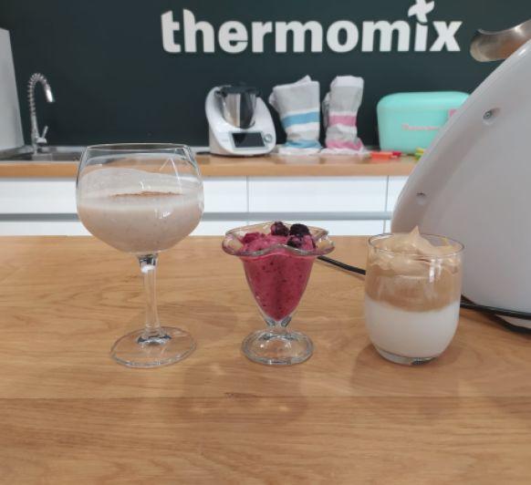 Café Dalgona en Thermomix® , Mérida, Badajoz y Calamonte