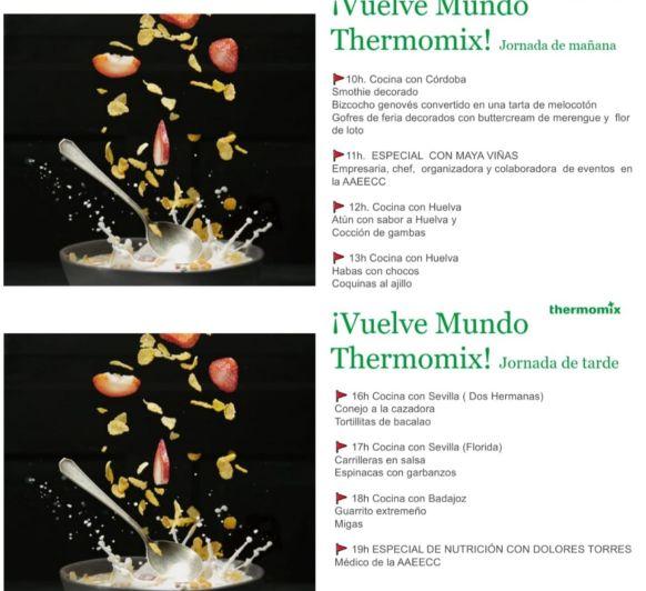 NUEVO EVENTO Thermomix® JUEVES 21 DE ENERO - DON BENITO - BADAJOZ