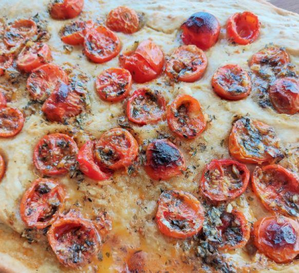 Focaccia di Puglia
