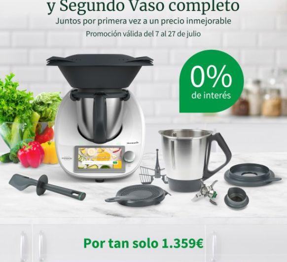 Nueva promoción 0% de interés Thermomix® Badajoz