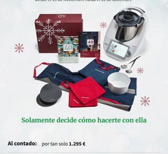 PROMOCIÓN DE NAVIDAD - Thermomix® VILLANUEVA DE LA SERENA-BADAJOZ