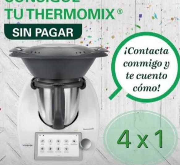 CONSIGUE TU Thermomix® SIN PAGAR: MERIDA - BADAJOZ
