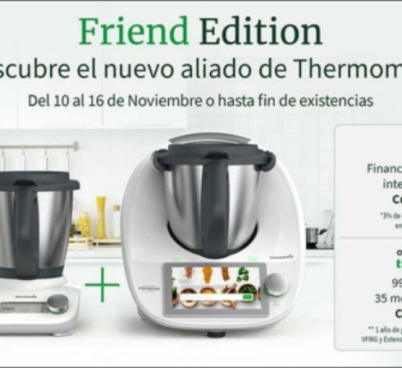 Thermomix® friends el mejor amigo de Thermomix®