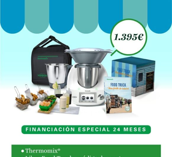 Nueva Promoción SIN INTERESES Thermomix® Badajoz