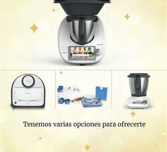Navidad Blanca Navidad con Thermomix® Tm-6 , Zafra, Mérida, Badajoz