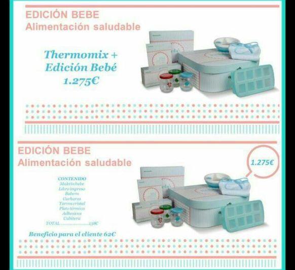 NUEVAS PROMOCIONES Thermomix®