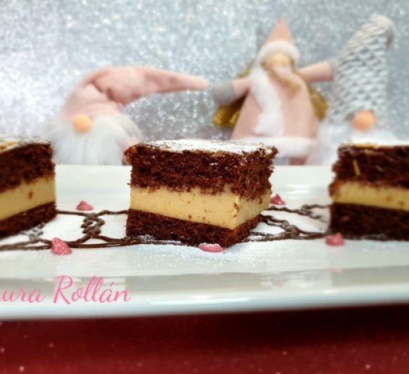 Pastelitos RED VELVET con crema de turrón con Thermomix® Villanueva de la Serena-Badajoz