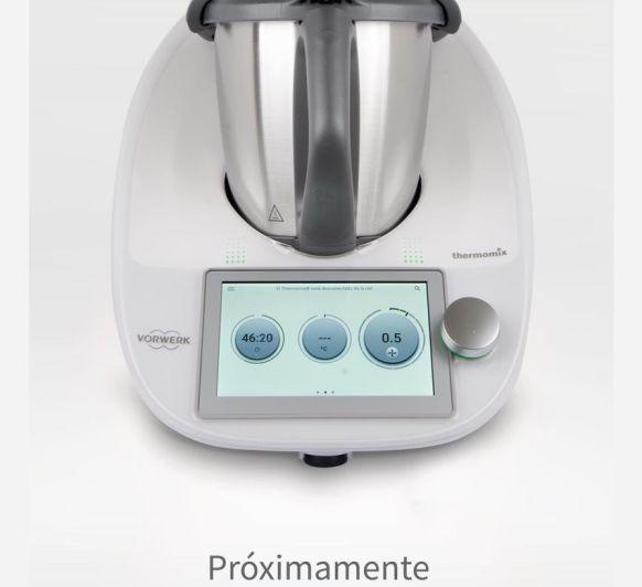 Nueva Thermomix® tm 6!! Mérida
