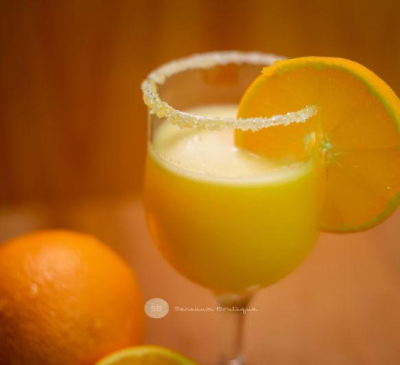 Zumo de naranja, natural y saludable en Thermomix® . Mérida Badajoz Extremadura Calamonte
