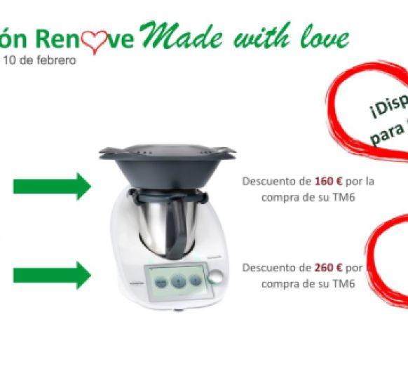 Promoción Renove: made with love