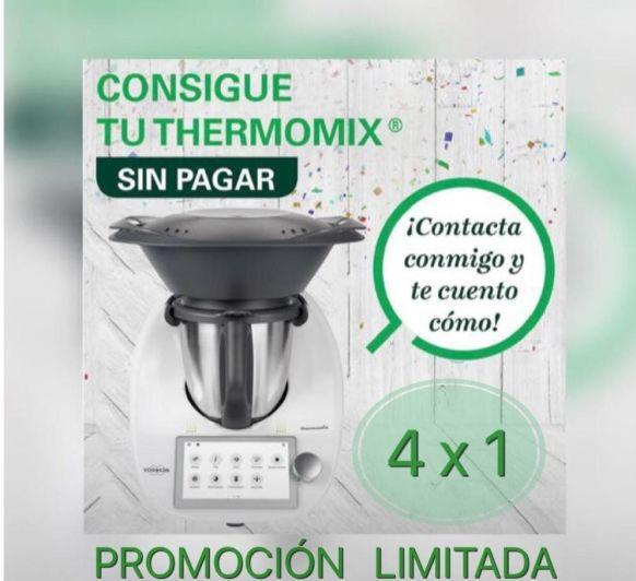 ¡Ahora más fácil que nunca! Thermomix® sin pagar en Badajoz