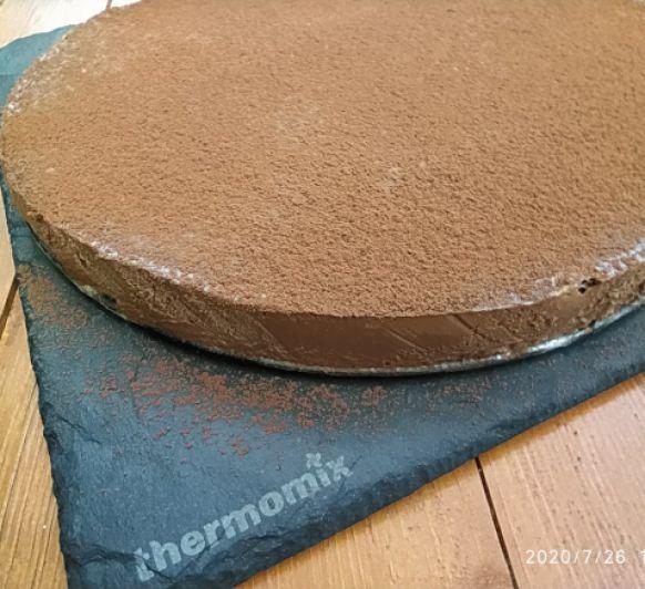Marquesa de chocolate. Thermomix® Badajoz